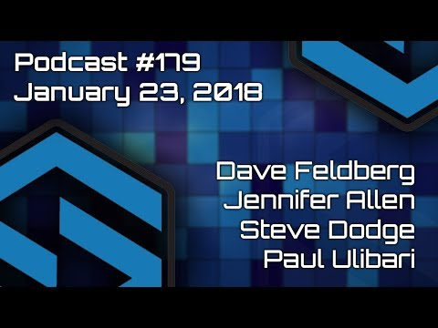 David Feldberg, Jennifer Allen & Steve Dodge, Paul Ulibarri - Podcast #179