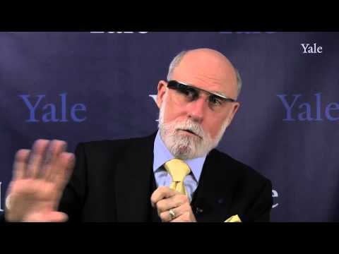 Signal amidst the noise: Vinton Cerf - YouTube