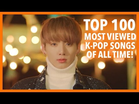 [TOP 100] MOST VIEWED K-POP MUSIC VIDEOS • APRIL 2017