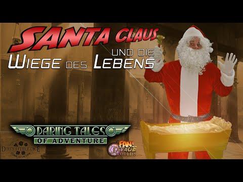 [Daring Tales of Adventure] Santa Claus und die Wiege des Lebens