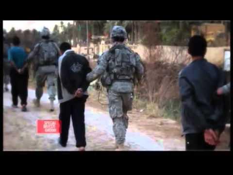 Guerre d'Irak. Les dossiers secrets - YouTube