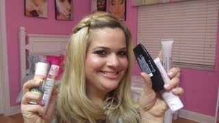 Thanks for watching bloungemakeup!!these are my favorite face primers. current is the l'oreal magic lumi primer. i love using primer under fou...