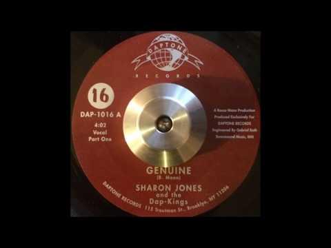 Sharon Jones And The Dap-Kings - Genuine