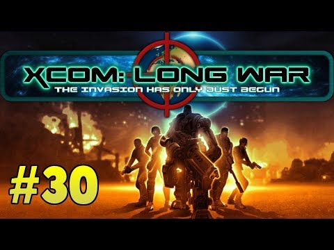 Let's play XCOM Long War 1.0 [30] Fragile Cover