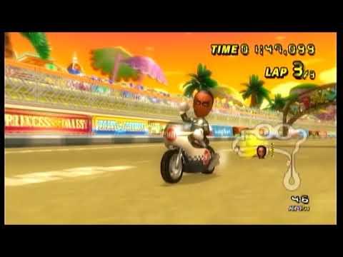 Mario Kart Wii - Wiimmfi VS Race XVI