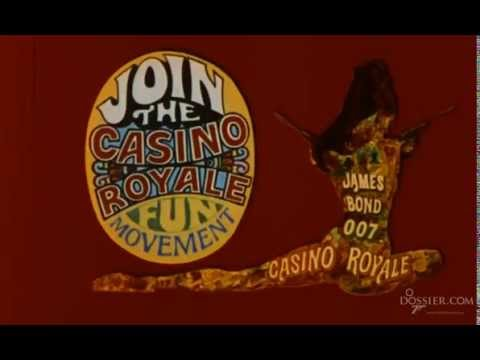 1967 - Casino Royale  [007 Trailer Marathon]