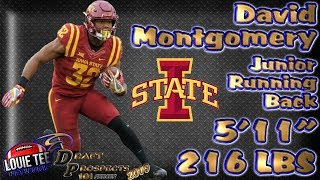 2019 NFL Draft Prospects 101 | Film Session | RB David Montgomery