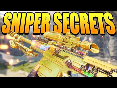 5 Sniper Secrets in Black Ops 4 (PERFECT No Scopes) | Call of Duty BO4 Multiplayer Sniping Tips