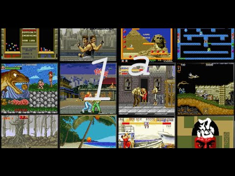 Juegos Clasicos De Maquinas Recreativas 1ª Youtube