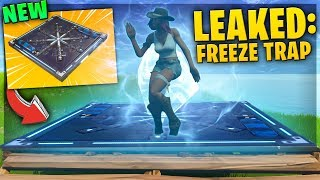 *NEW* FREEZE TRAP LEAKED..! Fortnite Funny Fails and WTF Moments! #50