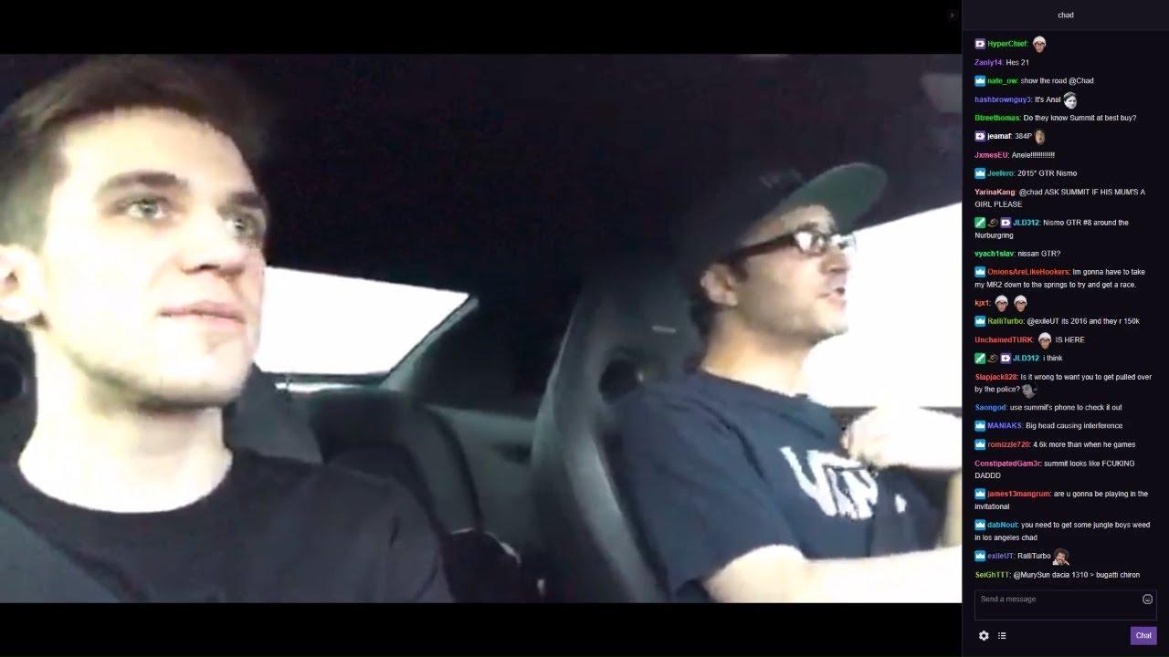 Summit1g Chad Irl Stream Going To Bestbuy Walmart Full Youtube
