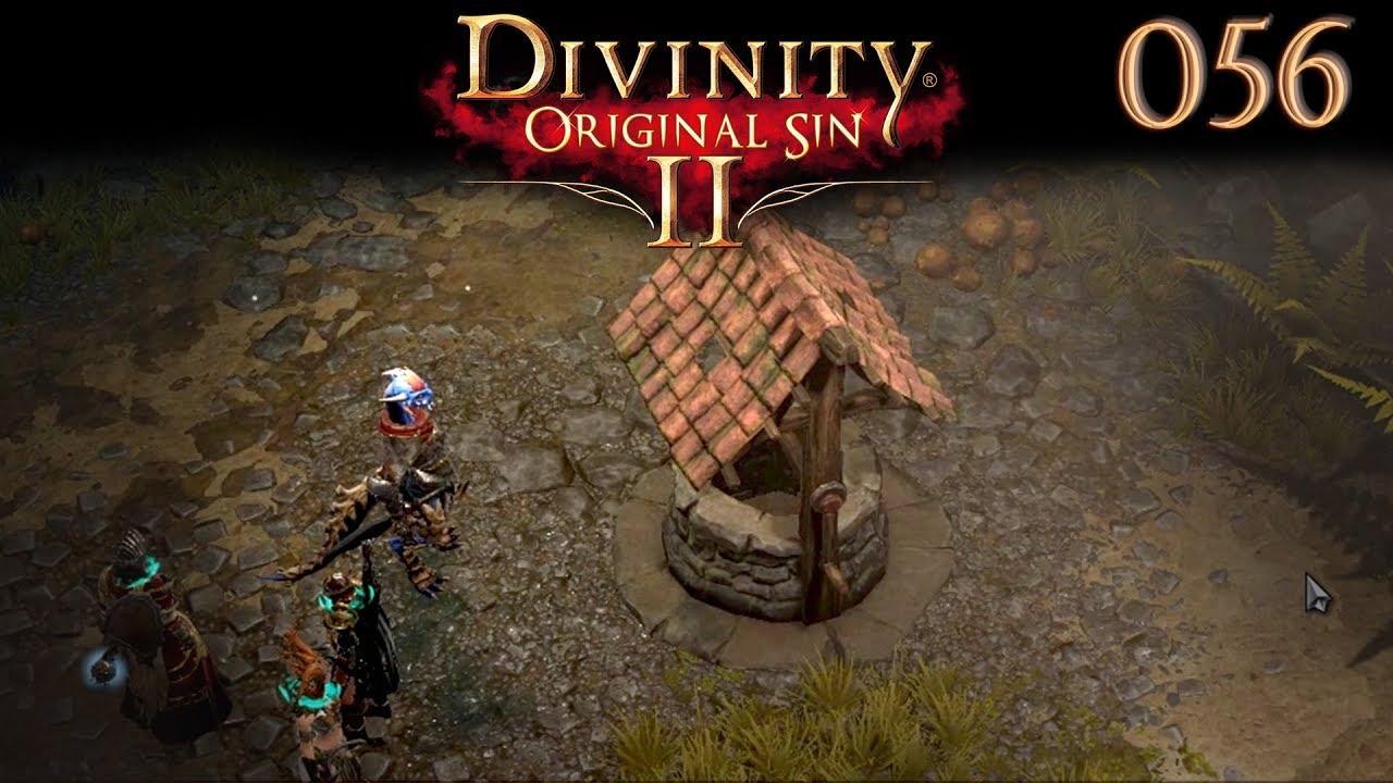 Divinity original sin mysteriöser fremder