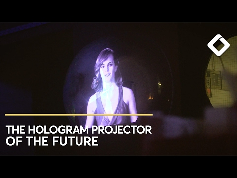 Hollywood's Holographic Billboards Are Now a Reality Mp3