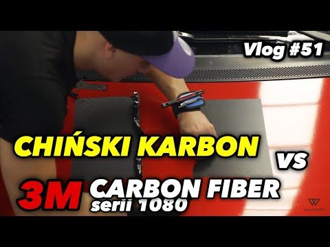 CHIŃSKI KARBON Vs CARBON 3M Serii 1080, Czy Warto PRZEPŁACAĆ? Unboxing Narzędzi PROSERIES - Vlog #51