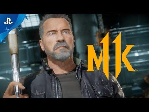 'Mortal Kombat 11' Gameplay Trailer Demonstrates Terminator's Time-Traveling Fatality
