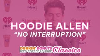 Hoodie Allen Performs No Interruption Live