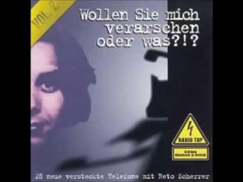 Telefonstreich Reto Scherrer - Militär WK