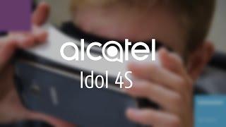 Видеообзор смартфона Alcatel IDOL 4S