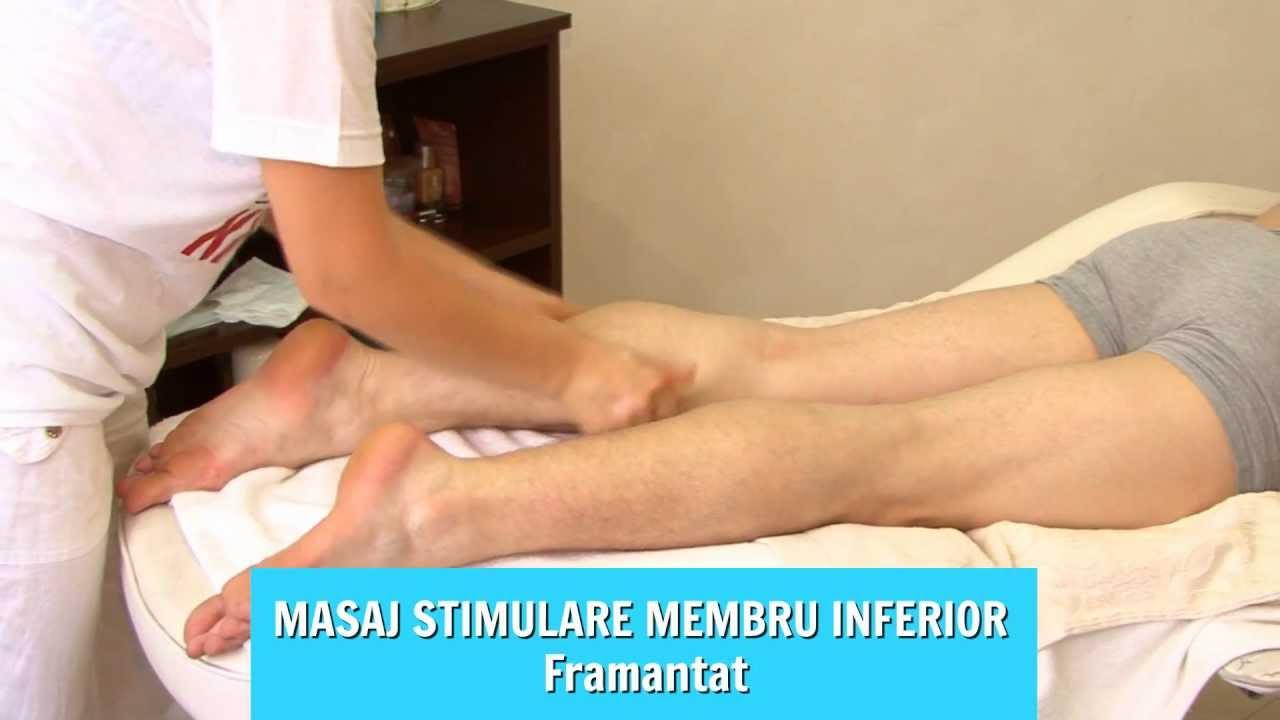 puncte pentru întărirea masajului a erecției)