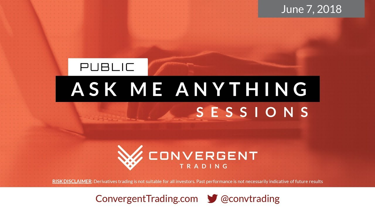 VIDEO: Public Open Ask Me Anything Session - June 7, 2018