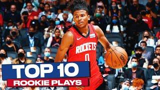Top 10 Rookie Plays of Preseason 2021-2022!