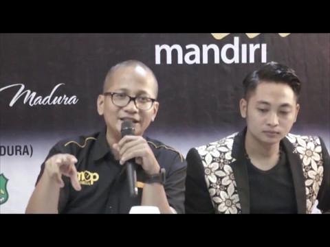 Press Conference Suramadu Festival 2017