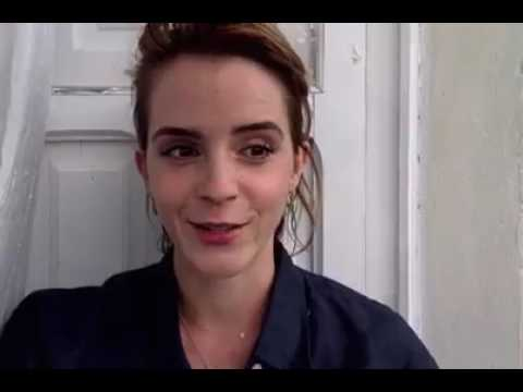 Emma watson support for female education