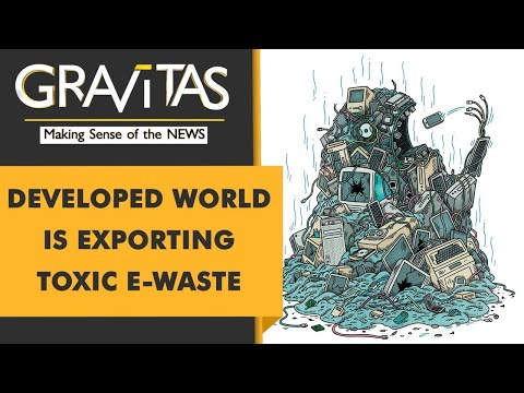 Gravitas: Is the developed world trying to turn India into its dustbin?