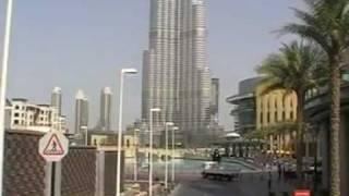Burj Khalifa Dubai höchster Turm der Welt www.VIP-Reisen.de