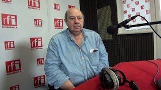 RFI360: Interviu Adrian Enescu (secventa)