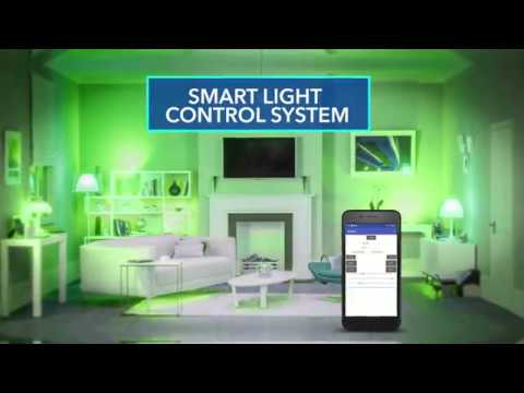 PID Controlled Ambient Light System With IOT Home Automation{English}