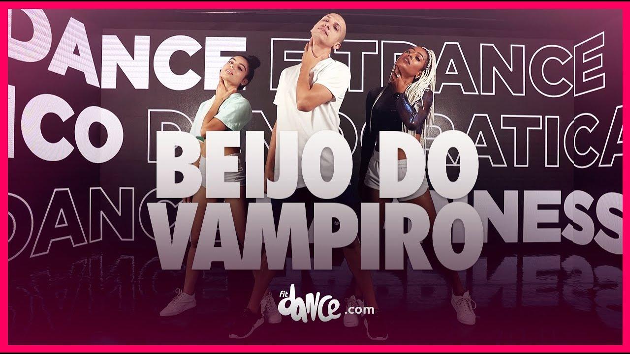 Download Beijo do Vampiro - Os Barões da Pisadinha, Wesley Safadão   FitDance (Coreografia)   Dance Video