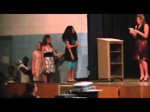 Fifth Grade Graduation Warford Elementary School