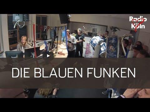 Radio Köln dreht durch | Blaue Funken