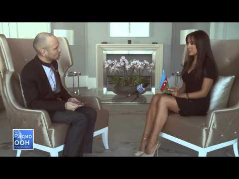 Интервью с Лейлой Алиевой