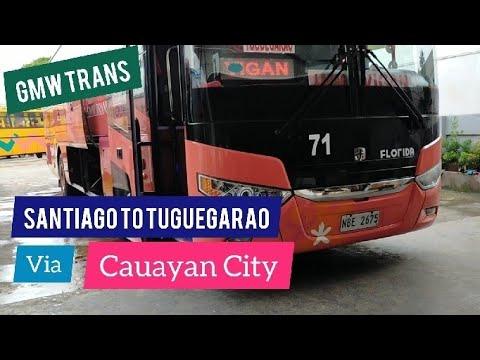 GMW Trans Santiago to Tuguegarao.