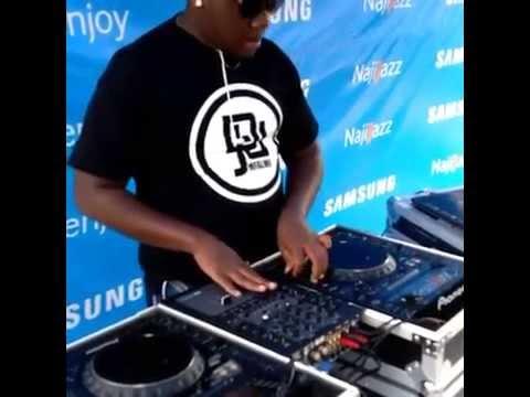 DJ Joe Mfalme's extraordinary sound check