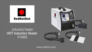 Hot Induction Heater 2.4 kW