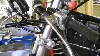 Restoration Yamaha TZ 350 D 1977