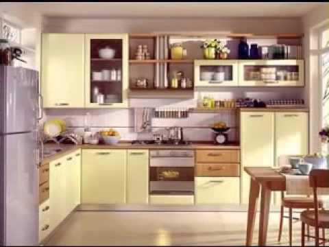 Indian Kitchen Interior Design