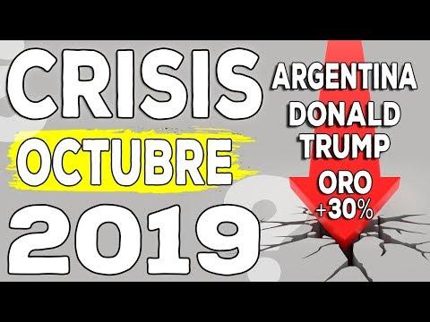 ¿La próxima crisis sera en Octubre? Descubre las 6 posibles causas