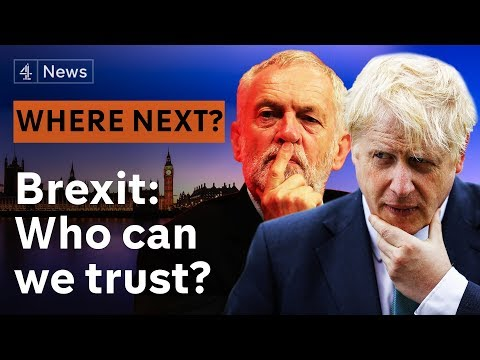 Brexit: can we trust politicians to do what's right for the country?