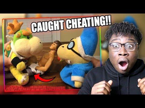 CODY CATCHES KEN CHEATING!  SML Movie: Forsaken Reaction!
