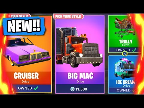 *NEW* DRIVING CARS IN FORTNITE COMING SOON! *CONFIRMED!!* (New Fortnite Vehicles Update!)