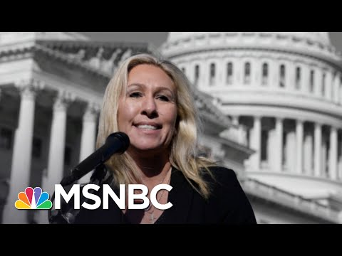 Marjorie Taylor Greene: Bigger Problem For Democrats Or GOP?   The 11th Hour   MSNBC