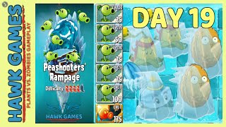 Plants vs Zombies 2 Peashooters' Rampage Frostbite Caves 19