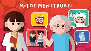 Rasa sakit ketika menstruasi (datang bulan) ini umumnya dikarenakan oleh gumpalan darah yang menyumb.