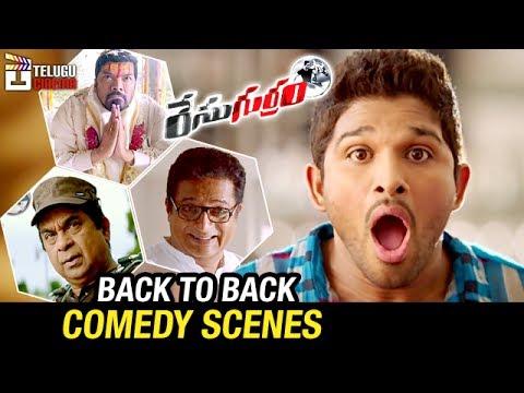 Race Gurram Telugu Movie | Back to Back...