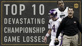 Download Top 10 Most Devastating Championship Losses of All-Time   Vault Stories Mp3 and Videos