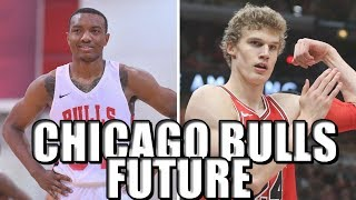 Wendell Carter Jr. Completes the CHICAGO BULLS Young Core!